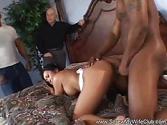 Asian wife loves big black cock
