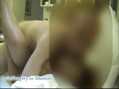 Private tape of couple having intense sex asianaughty