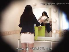 Hiddencam japanese beauty mako higashio