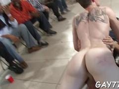 Helping of stripper big cock segment video 1