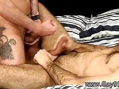 Gay white sock anal sex we couldnt wait to see this tatted twink getting some arse and