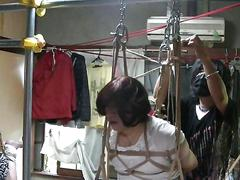 Jyosouko fujiko restraints and whip by benitora master