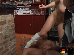 amateur, brunette, cumshots, german, deutscheprivatvideos, blowjob, cum-on-tits, european, hd, shaved-pussy, natural-tits, busty, bar-sex, pounding, orgasm, curvy, piercing, oral