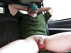 Gay man tricked straight guy into a deepthroat blowjob