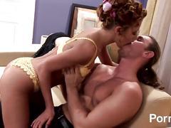 Babes loving dick 2 - scene 4