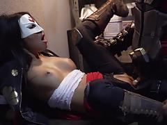 asa akira, asian, big dick, blowjob, riding, cumshot, facial, anal, reverse cowgirl, interracial, spooning, parody, dress up, bbc