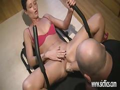 Rampant wife fisted