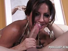 Sensual tara holiday fucked by stud