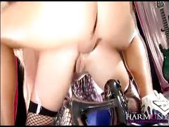 Harmony vision rocking anal