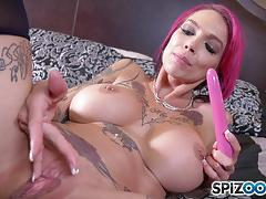 Horny muff messing anna bell peaks