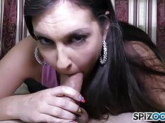 brittany shae, brunette, blowjob, cumshot, facial, hot, sexy, cute