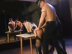 Name the star/movie pls uniform fetish military threesome
