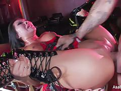 Asian beauty asa akira loves to fuck