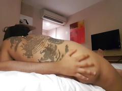 Thai threesome hooker hidden