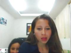 Cuatro caliente latinas desnudandose por webcam - addictsex.net