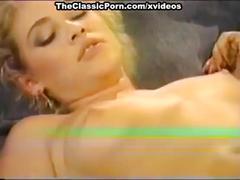 Dana lynn, nina hartley, ray victory in vintage porn clip