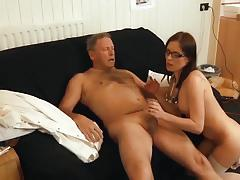 Horny doctor fucks patient