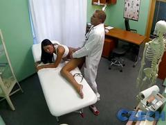 Xhamster.com 3941344 czech patients bad back doesnt stop doctor bending her over