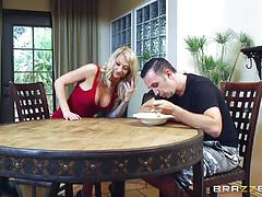 Synthia fixx stuffed hard by keiran lee