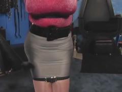 Tranny bondage
