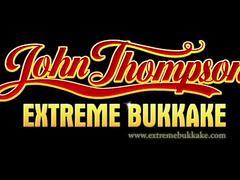 Best of bukkake compilation - extreme bukkake