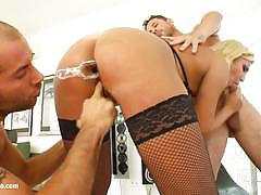 Awesome anal sex with angelica d from ass traffic