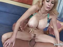 tara moon, blowjob, hardcore, blonde, milf, big boobs, fake tits, hairy pussy