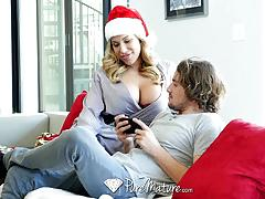 Milf olivia austin banged by her stepson
