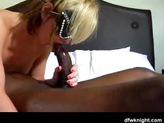 Breeding member's wife happy hubby films us