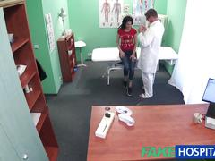 Fakehospital sexy russian patient needs big hard cock
