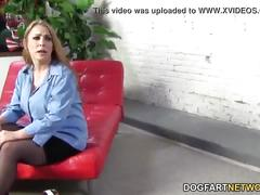 Desiree de luca takes black cock in front of her son