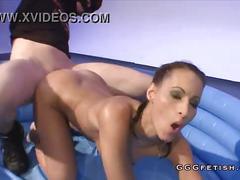 German sluts receiving dicks and pissing