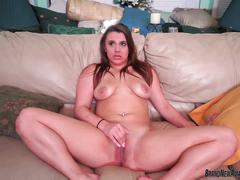 Florida girl maria masturbating at porn audition