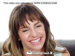 Castingcouch-x - teen kimmy granger tries out porn for the first time