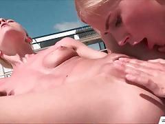Horny lesbian girls sex