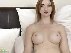 Kinky mature lacey star bought new sex doll