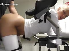 My dirty hobby - lara-cumkitten the horny nurse