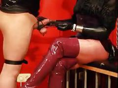 Cum on my purple boots (preview)