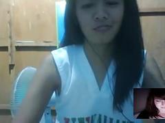 Maverick hammandon phillipines girl shows boobs on cam