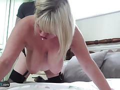 Mature amateur hardcore sex situation