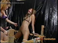 Stunning starlets really loved filming some kinky bdsm porno scenes