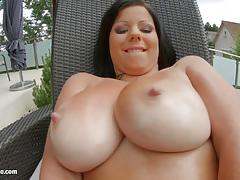 Sexy claudia hot with big tits on primecups