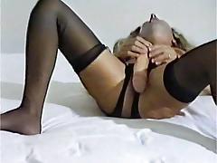 Escort cassandra big dildo in pussy