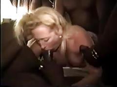 Amateur black cock slut darien - part 1
