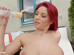 Beautiful nanny with big tits on primecups