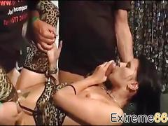 Pissing-sex with delightful german babe