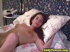 Retro babes enjoy lesbian fuck