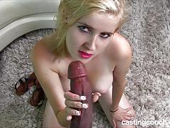 Horny ellie at castingcouch hd