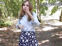 Shy teen first amateur porn casting