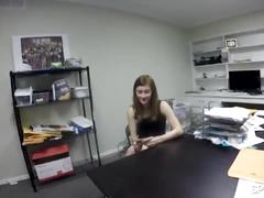 Spy pov - get fucked and get hired